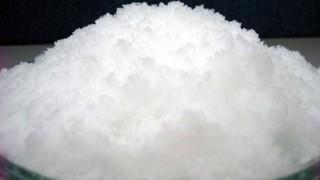 شعبده شیمی: برف مصنوعی