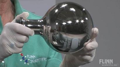 شعبده شیمی: آینه